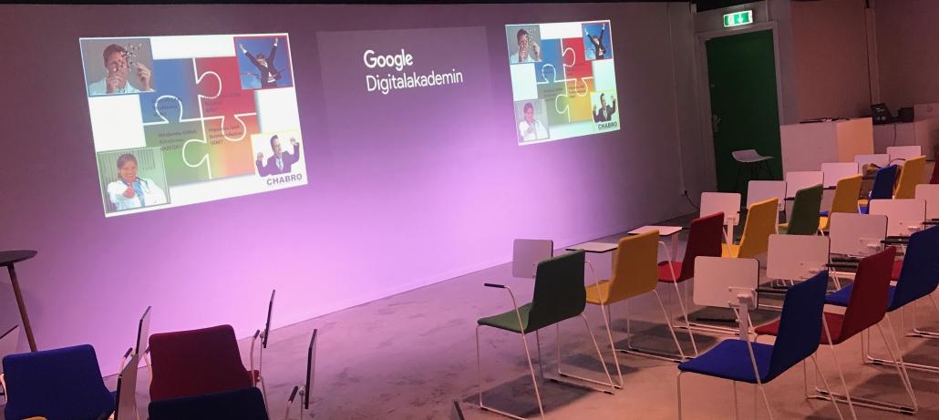 Google Digitalakademi Sthlm